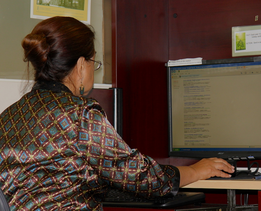 Woman on computer_resized for web